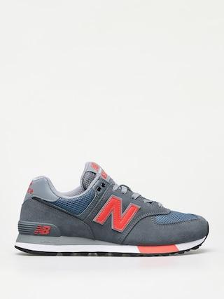Pantofi New Balance 574 (grey/blue)