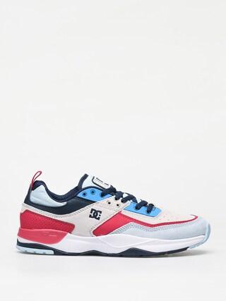 Pantofi DC E Tribeka Se (blue/white/blue)