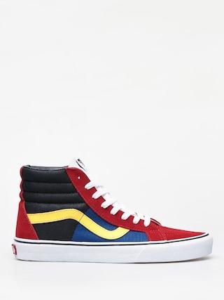 Pantofi Vans Sk8 Hi Reissue (otw rally/chilli pepper/true white)