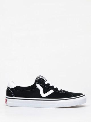 Pantofi Vans Sport (suede/black)