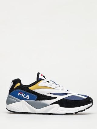Pantofi Fila V94M Low (black/white/citrus)