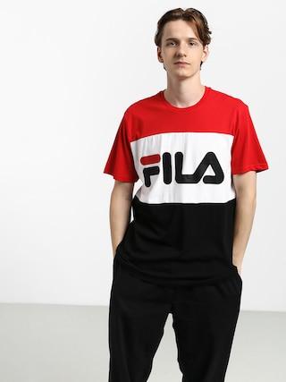 Tricou Fila Day (true red/black/bright white)