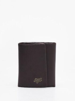 Portofel Fox Trifold Leather (brn)