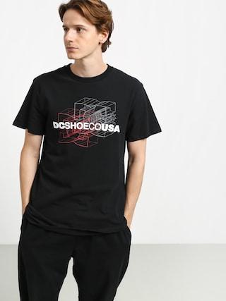 Tricou DC Double Dimensio (black)