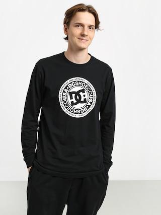 Tricou DC Circle Star (black/white)