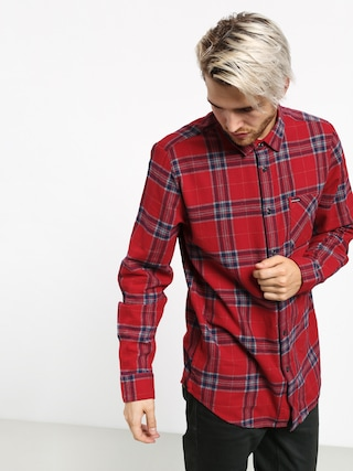 Cu0103mau0219u0103 Volcom Caden Plaid (engine red)