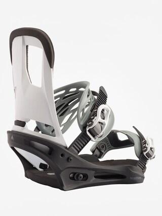 Legu0103turi pentru snowboard Burton Cartel (black/white)
