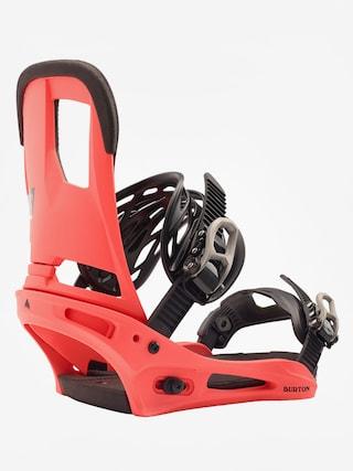 Legu0103turi pentru snowboard Burton Cartel (red)