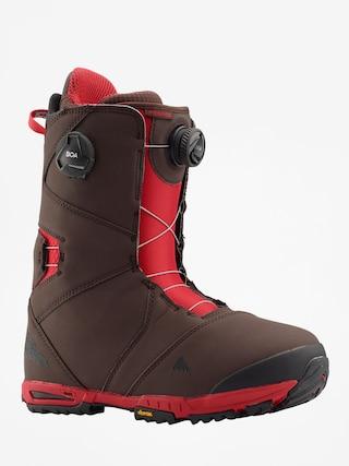 u00cencu0103lu021bu0103minte pentru snowboard Burton Photon Boa (brown/red)
