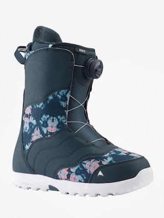u00cencu0103lu021bu0103minte pentru snowboard Burton Mint Boa Wmn (midnite blue/multi)