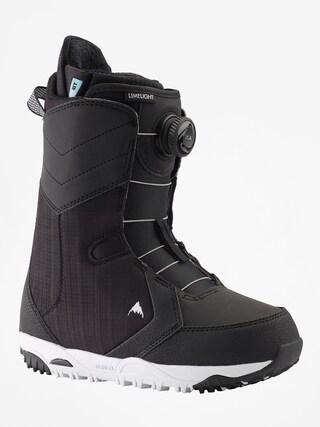 u00cencu0103lu021bu0103minte pentru snowboard Burton Limelight Boa Wmn (black)