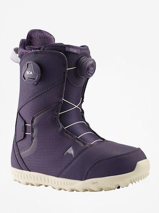 u00cencu0103lu021bu0103minte pentru snowboard Burton Felix Boa Wmn (purple velvet)