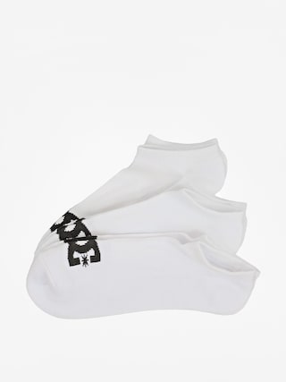 u0218osete DC Spp Dc Ankle 3Pk (snow white)