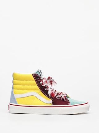 Pantofi Vans Sk8 Hi (fryd lcs/crmdemnthmshmlw)