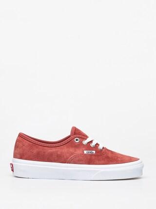 Pantofi Vans Authentic (pig suede/brnt brcktrwht)