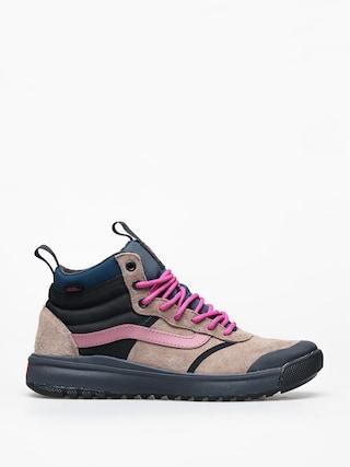 Pantofi Vans Ultrarange Hi Dl (mte/portabella/ebony)
