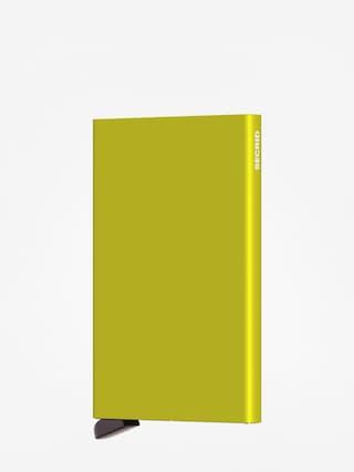 Portofel Secrid Cardprotector (lime)