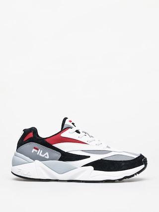 Pantofi Fila V94M Low (black/white/fila red)