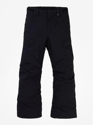 Pantaloni pentru snowboard Burton Exile Cargo (true black)