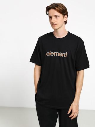 Tricou Element Eddie (flint black)