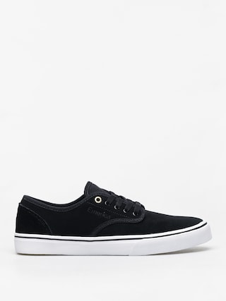 Pantofi Emerica Wino Standard (black/white/gold)