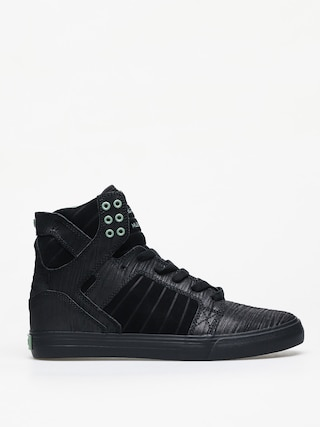 Pantofi Supra Skytop (black/hedge black)