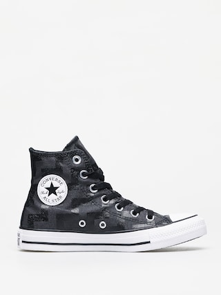 Teniu0219i Converse Chuck Taylor All Star Hi Wmn (black/almost black/white)