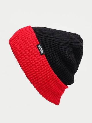 Cu0103ciulu0103 Etnies Warehouse Block Beanie (black/red)