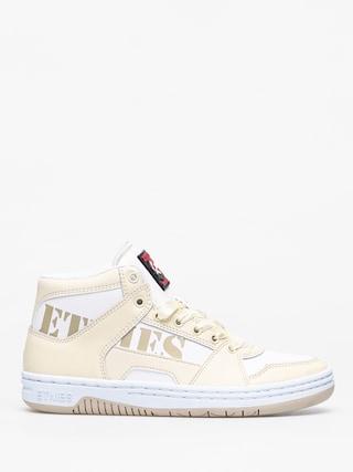Pantofi Etnies Mc Rap High Wmn (tan/white)