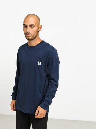 Tricou Burton Colfax (dress blue)