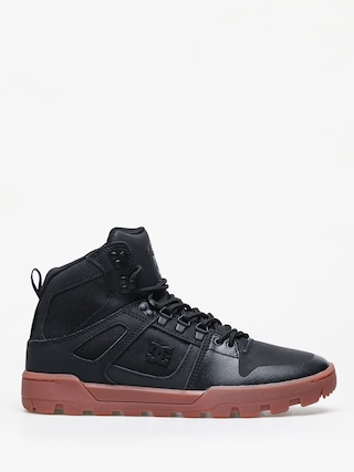 Pantofi de iarnu0103 DC Pure Ht Wr (black/gum)