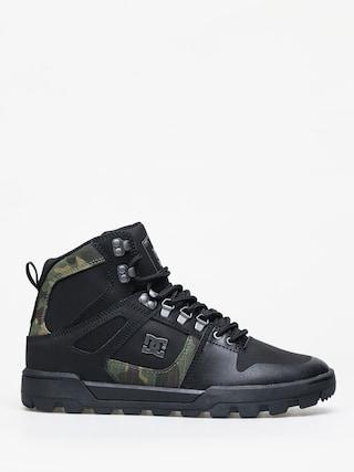 Pantofi de iarnu0103 DC Pure Ht Wr (black/camo)