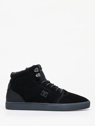 Pantofi de iarnu0103 DC Crisis High Wnt (black/grey)