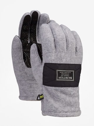 Mu0103nuu0219i Burton Ember Fleece Glv (gray heather)
