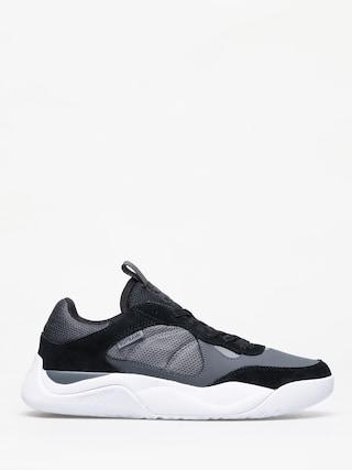 Pantofi Supra Pecos (black/dk grey white)