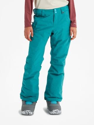 Pantaloni pentru snowboard Burton Sweetart (green blue slate)