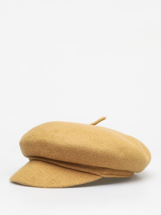 Pu0103lu0103rie cu cozoroc Brixton Audrey Brim Beret Wmn (maize)