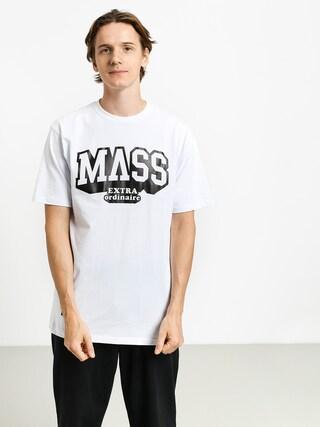Tricou MassDnm Hassle (white)