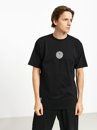 Tricou MassDnm Base Small Logo (black)