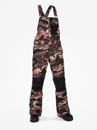 Pantaloni pentru snowboard Volcom Swift Bib Overall Wmn (fdr)