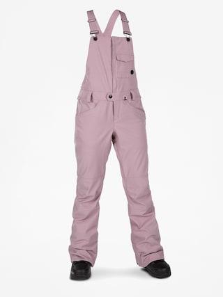 Pantaloni pentru snowboard Volcom Swift Bib Overall Wmn (puh)