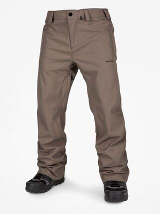 Pantaloni pentru snowboard Volcom Freakin Snow Chino (teak)