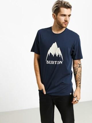 Tricou Burton Classic Mtn Hgh (dress blue)