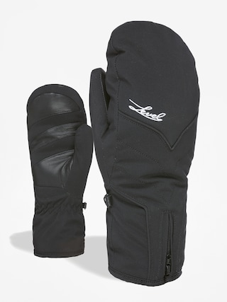 Mu0103nuu0219i Level Liberty Mitt Gore Tex Wmn (black)