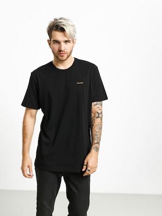 Tricou Volcom Crass Blanks Ltw (black)