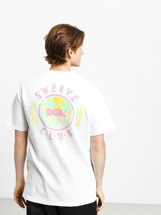 Tricou DGK Vacation (white)