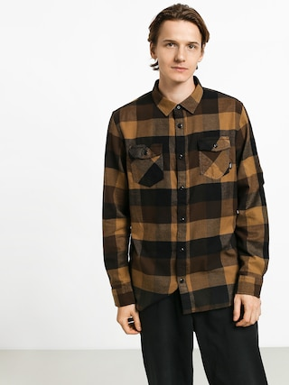 Cu0103mau0219u0103 Vans Box Flannel (black/dirt)
