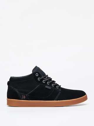 Pantofi Etnies Jefferson Mid (black/gum)