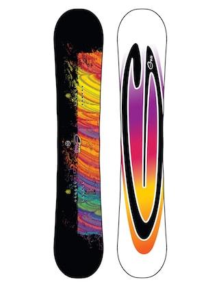 Gnu Snowboard Asym B-Nice Btx Wmn (dark)