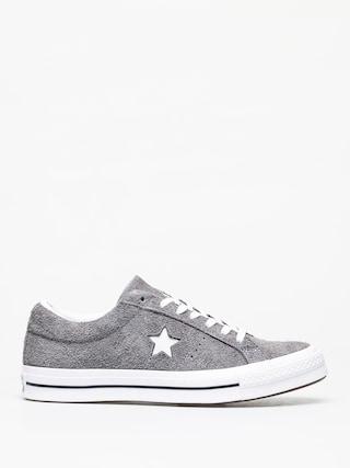 Pantofi Converse One Star Ox (carbon grey/white/black)